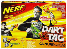 Capture The Flag Minecraft Unthinkable Nerf Dart Tag Capture The Flag Amazon Com Set Green