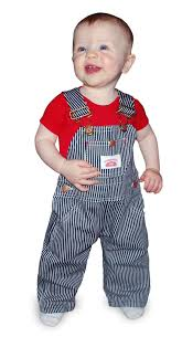 kids usa made in usa kids stripe overall railroad stripe kids overall