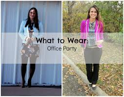 a journey in style what to wear office party
