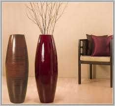 Large Floor Vases For Home Vases Design Ideas Amazing Floor Vases Cheap Tall Glass Vases For