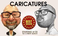 cartoon yourself hire a freelance cartoonist services fiverr