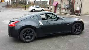 nissan 370z all wheel drive black nissan 370z plasti dipped rims 19 inch ray u0027s forged