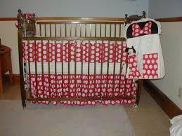 minnie mouse crib bedding set top minnie mouse pink disney crib