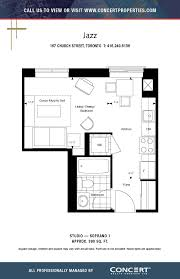 Church Floor Plans Free by 167 Church Street Church U0026 Queen Toronto Rental Rentseeker Ca