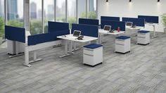 Office Desk Configurations Typical Configurations Hat Contract Height Adjustable Desks