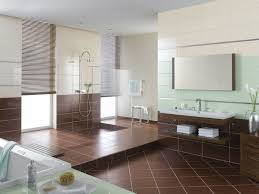 functional stylish bathroom tile ideas chocolate