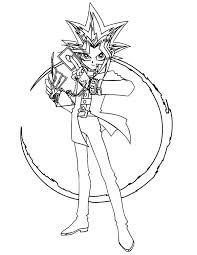 yugi muto possess mysterious gambler spirit yu gi