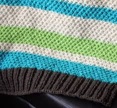 easy baby blanket knitting pattern for beginners with free printable