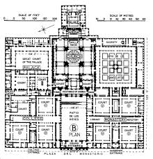 Gothic Church Floor Plan by 4 2 2 Palaces Quadralectic Architecture