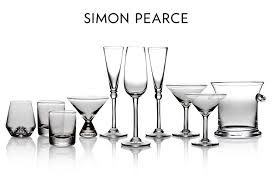 glassware blue italian tableware spode uk throughout glassware
