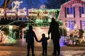 christmas lights cold play burlington ont mourns man behind famous christmas lights display