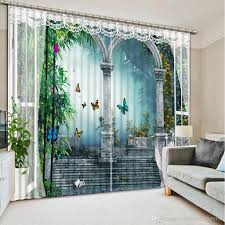 roman style home decor 2018 top classic 3d european style roman custom curtain fashion