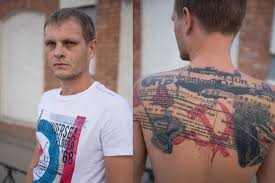 tattooed russia a declaration of love captured on the body
