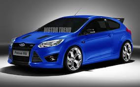 ford focus 2015 rs we hear ford mustang svo focus rs to 2 3 liter