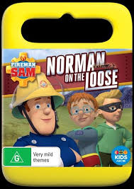 buy fireman sam norman loose dvd sanity