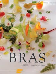 livre de cuisine gastronomique bras michel et sébastien hôtel restaurant gastronomique laguiole