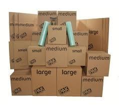 buy storepak moving house cardboard storage boxes set of 33 at