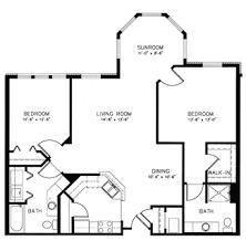 sunroom floor plans sauk gardens floor plans rouse management