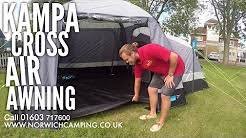 Sunncamp Drive Away Awning Drive Away Awnings Youtube