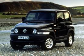 ssangyong korando ssangyong korando 1997 car review honest john