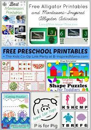 tons of free preschool worksheets u0026 printables