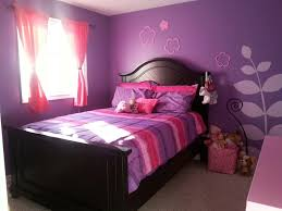 Bedroom Designs Pink Pink And Purple Girls Room My Home Pinterest Room Girls And