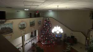 hotel tour christmas time at comfort inn burkeville va