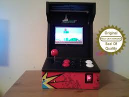 Xbox Arcade Cabinet Man Cave Modder Build A Cheap Arcade Cabinet With A Raspberry Pi