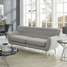 How Much Does A Sofa Weigh Remark Button Tufted Sofa Free Shipping Today Overstock Com