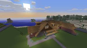 compact mountain house in minecraft by kimax89 on deviantart