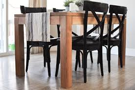 modern farmhouse dining room table buildsomething com