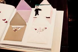 unique wedding albums wedding guest books envelope album