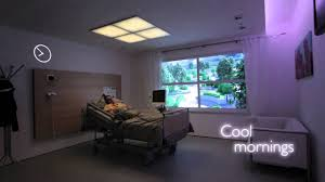 Living Room Lights by Healwell Patient Room Lighting Solution Youtube