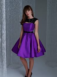purple cocktail dress oasis amor fashion