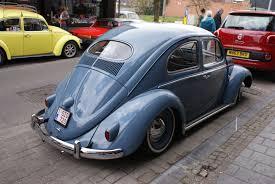 blue volkswagen beetle 1970 1969