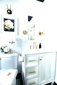 gold bathroom ideas gold and white bathroom decor white and gold bathroom white gold