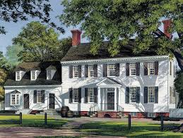 brick colonial house plans 77 best colonial house plans images on colonial