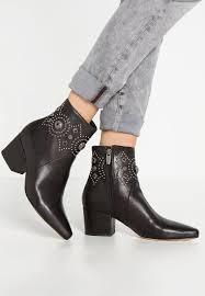 womens black biker boots sigerson morrison cailyn cowboy biker boots black women shoes