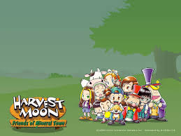 Harvest Moon by Harvest Moon Wallpapers Wallpaper Cave