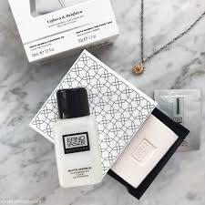 beauty sle box programs erno laszlo white marble brightening cleansing and treatment