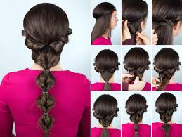 hairstyles using rubber bands 10 gorgeous ponytail hairstyles for every occasion