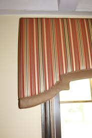Fabric Covered Wood Valance Portfolio U2013 Impressive Windows U0026 Interiors