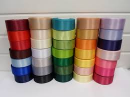 sided ribbon tts 15mmx 25m satin ribbon reel wide faced satin ribbon 8