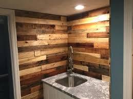 wood backsplash kitchen wood backsplash wood with around stove barn wood kitchen