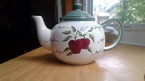 home interiors apple orchard collection homco home interiors apple orchard tableware collection teapot 21003