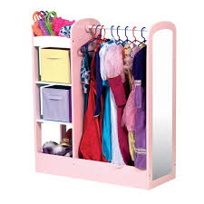 guidecraft see and store dress up center pastel guidecraft