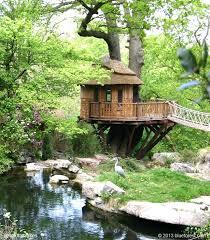 Tree Houses Around The World Treehouses Around The World