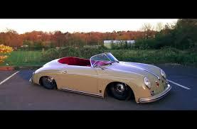 porsche speedster kit car porsche 356 speedster replica auto revolution