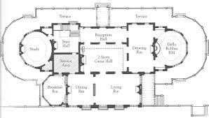 Well House Plans by Well New Castle Floor Plans On Rosecliff Newport Mansion Floor
