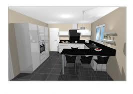 implantation cuisine en l implantation cuisine cuisine encastree meubles rangement